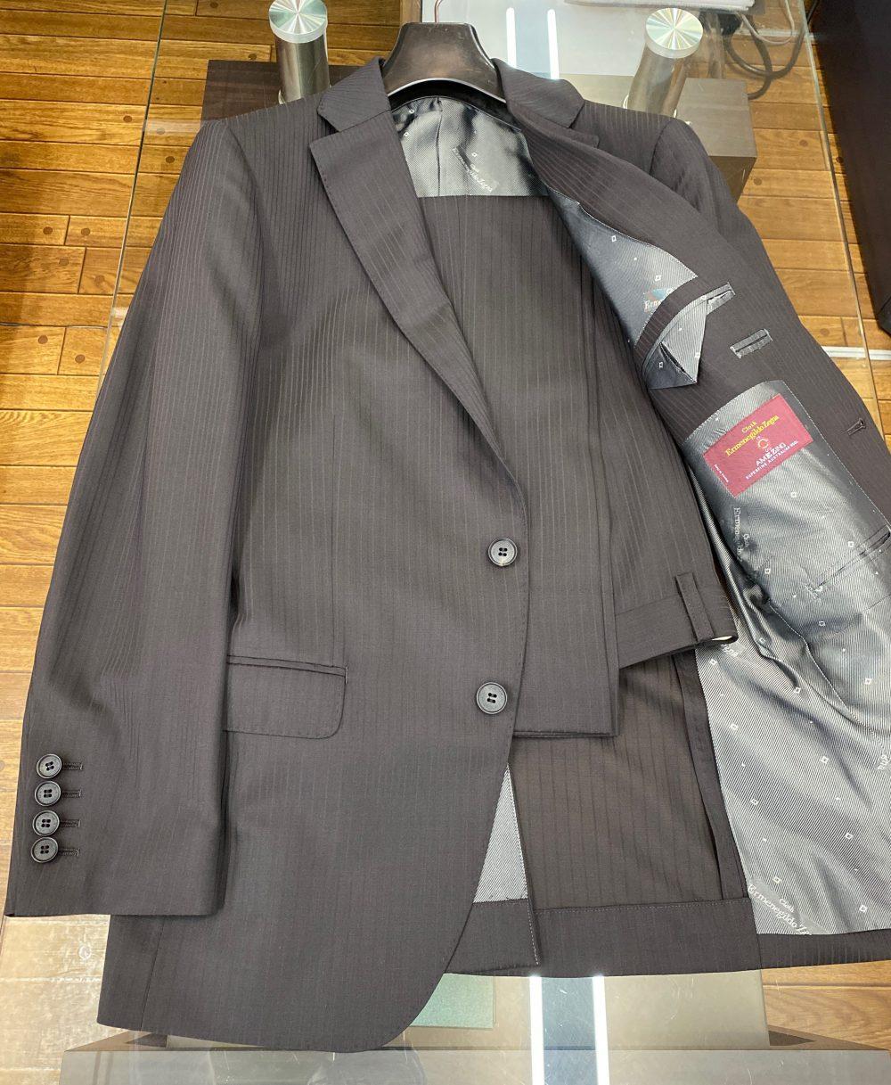 エルメネジルド・ゼニア アメージングのオーダスーツ