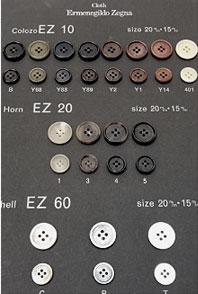 ゼニアオリジナルボタン